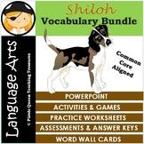 Shiloh Vocabulary Bundle