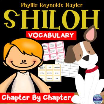 Shiloh Vocabulary Detective
