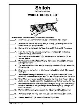 Shiloh full book free pdf