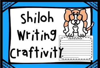 Shiloh Writing Activity/Craft