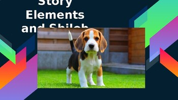 Shiloh and Story Elements