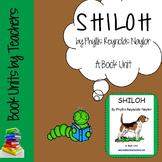 Shiloh by Phillis Reynolds Naylor Book Unit