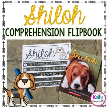 Shiloh comprehension flipbook