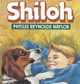Shiloh (for character building and dog loving!) by Phillis Reynolds Naylor
