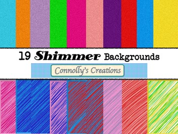Shimmer Backgrounds