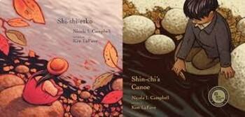Shin-chi's Canoe & Shi-shi-etko: Three Reading Strategies