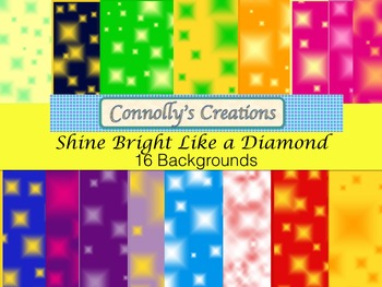 Shine Bright Like a Diamond Backgrounds