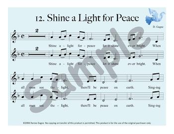 Shine a Light for Peace
