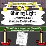 Shining Light- Printable- Christmas Craft- Decoration- Hol