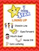 Shining Star Class Rules & Behavior Posters
