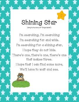 Shining Star Song