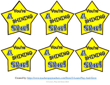 Shining Star Student Gifts for Graduation