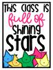 Shining Stars Bulletin Board Set- Editable