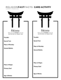 Shinto Fast Fact Card