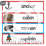 Ship - Illustrated Word Wall (24)