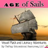 A Vessel Math & Literacy Activities Lesson Plans