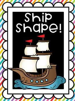 Ship Shape! A 2D emergent reader!