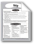 Ship Shape Book