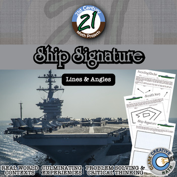 Ship Signatures -- Angles Geometry - 21st Century Math Project