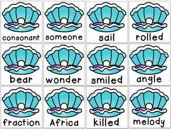 Ship Wrecked Sight Words- The Seventh Hundred Fry Words