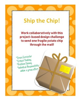 Ship the Chip - Project-based Design Challenge with cross-curricular elements