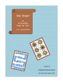 Ship to Shore- a Ship themed SH game Artic (all word positions)