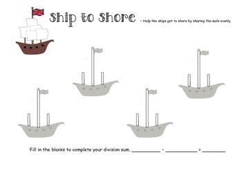 Ship to shore division