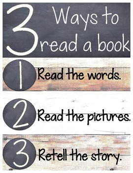 Shiplap 3 Ways to Read a Book