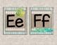 Shiplap, Burlap & Lace Classroom Alphabet