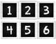Shiplap & Chalkboard Cubby Numbers #'s 1-36