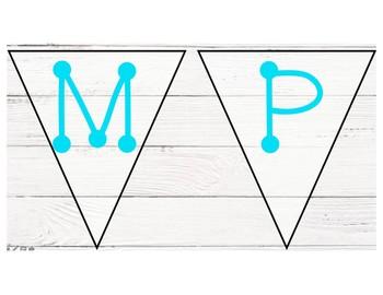 Shiplap Computer Station Banner