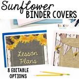 Shiplap & Denim Binder Covers and Spines {Editable} - Shab