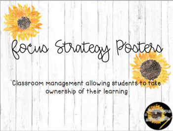 Shiplap Focus Strategy Posters