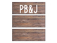 Shiplap Numbers and Lunch Tags