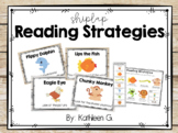Shiplap Reading Strategy Posters