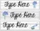 Shiplap Sterilite Labels (Editable)