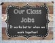 Shiplap and Chalkboard Classroom Jobs