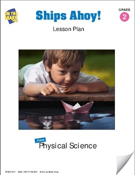 Ships Ahoy! Lesson Plan