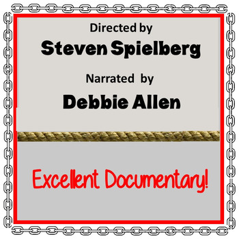 Middle Passage Ships of Slaves (Steven Spielberg) Documentary Questions