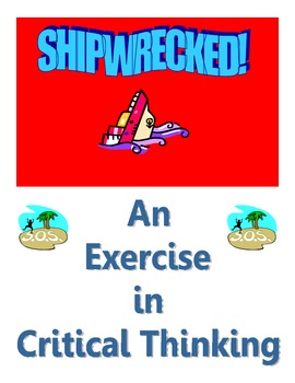 Shipwreck! A Lesson in Critical Thinking