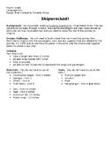 Shipwrecked! STEM design brief