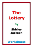 "Shirley Jackson ""The Lottery"" worksheets"