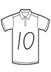 Shirt Number Sequencing 1 to 20