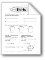 Shirts (Thinking Skills)