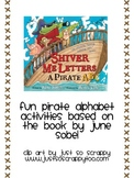 Shiver Me Letters Pirate ABC Activity