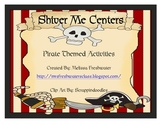 Shiver Me Pirates Activity Centers