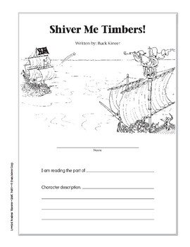 Shiver Me Timbers! (Leveled Readers' Theater, Grade 5)