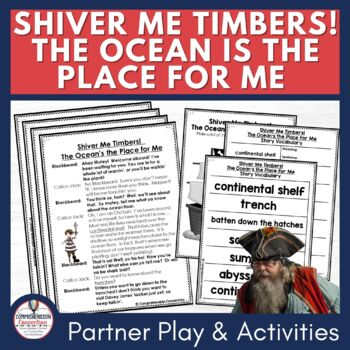 Partner Play: Pirates and Oceanography