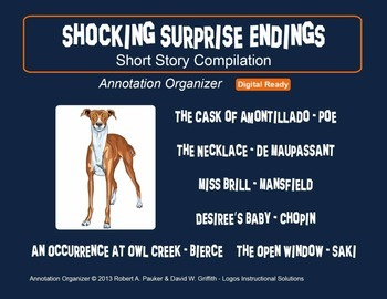 Shocking Surprise Endings: Short Story Compilation