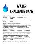 Shocking Water Facts! Enrichment/Challenge Activity